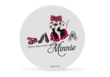 Minnie Mouse Circle Lens Case Shoes
