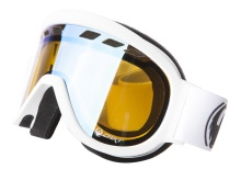 Dragon D1XT 722-2755 Powder Yellow Blue Snow Goggles