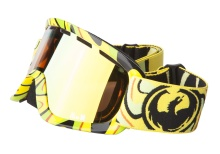 Dragon Lil D 722-1470 Mind Melt Yellow Snow Goggles