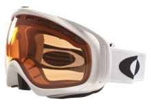 Oakley Crowbar Snow Matte White/Persimmon