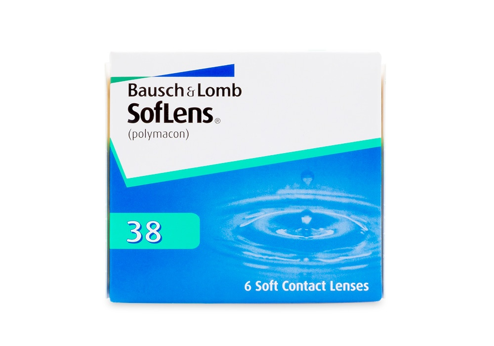 Soflens_38_Contact_Lenses_Online_6_Pack_Weekly__Bausch_&_Lomb_Clearly