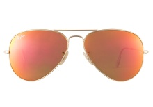 Ray-Ban RB3025 112 69 Gold Mirror 58