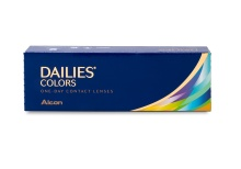 Dailies Color 30 Pack