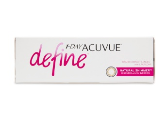 02eb6dbf710 Acuvue Define Natural Shimmer contacts (1 day