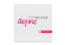 1 Day Acuvue Define Natural Shimmer 90 Pack