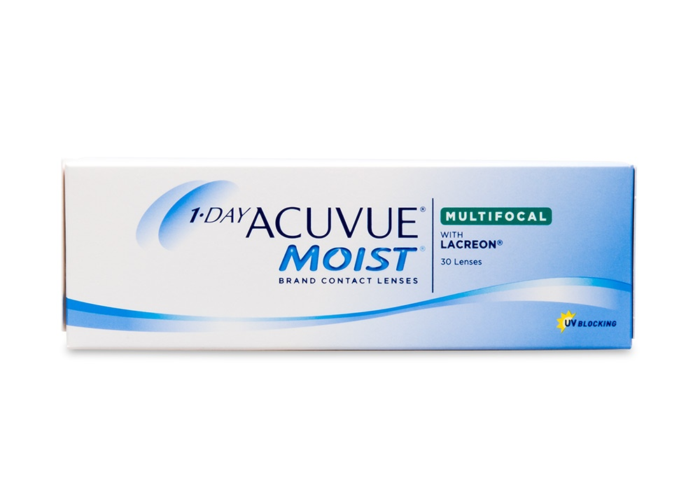 83ac739f0ed4e 1 Day Acuvue Moist Multifocal 30 pk - price match guarantee on contacts    Clearly.ca