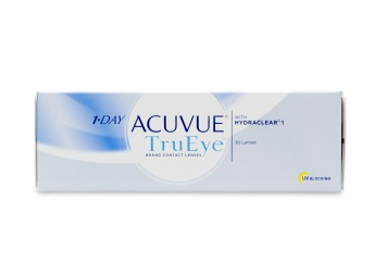 76ccde0e61e54 1 Day Acuvue TruEye 30 pk contacts - price match guarantee