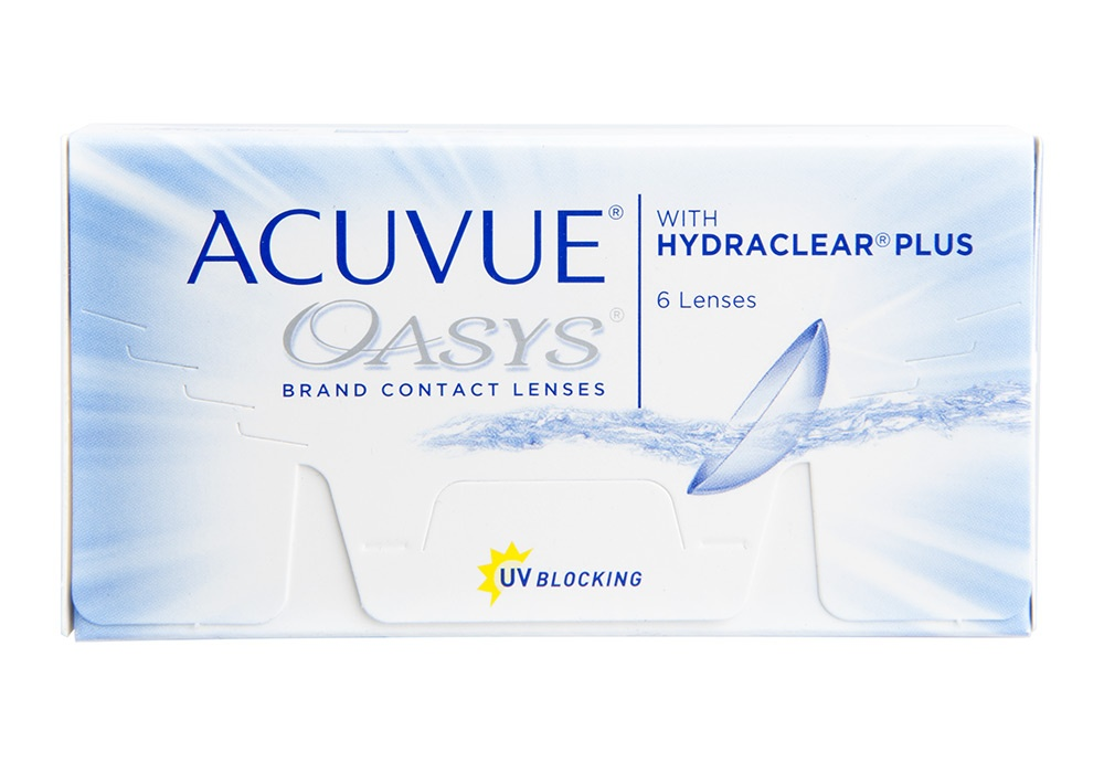 0bea88d49b0bf Acuvue Oasys Contact Lenses (6 pk) - Price Match Guarantee