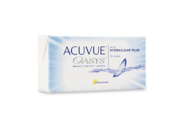 68b4b702f09 Acuvue Oasys 12 pack Contact Lenses - Price Match Guarantee