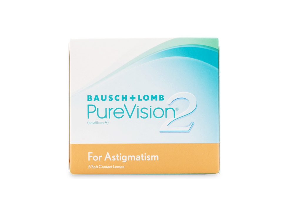 purevision 2 for astigmatism contacts price match guarantee