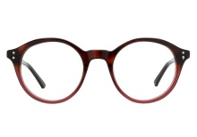 Derek Cardigan 7046 Red Fade