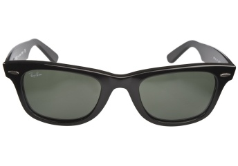 d1a8ccc5b Ray-Ban Sunglasses | Ray-Ban RB2140 901 Black 54 Prescription -  ClearlyContacts.ca